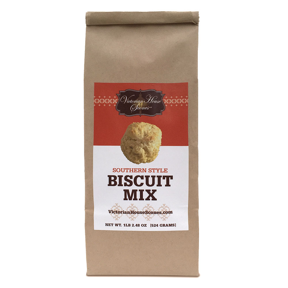 Package of Southern Style Biscuit Mix for Wholesale or Retail
