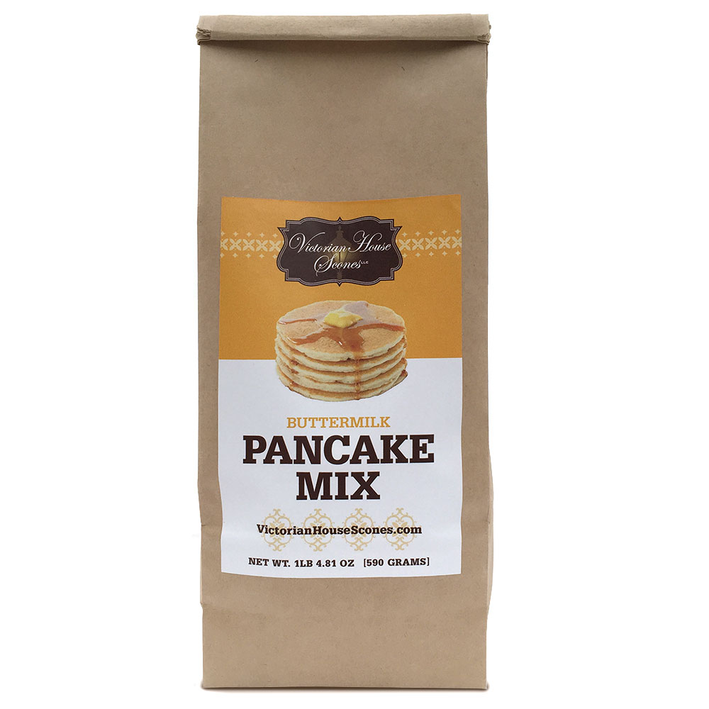 Bag of buttermilk Pancake Mix