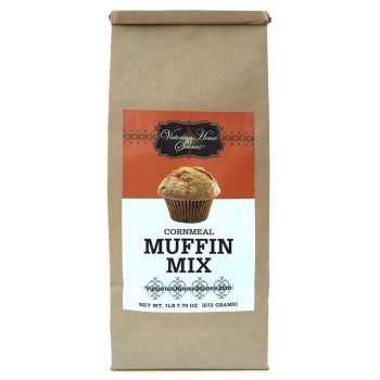 Picture of Retail bag of Cornmeal Muffin Mix