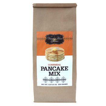 Picture of Retail bag of Cornmeal Pancake Mix