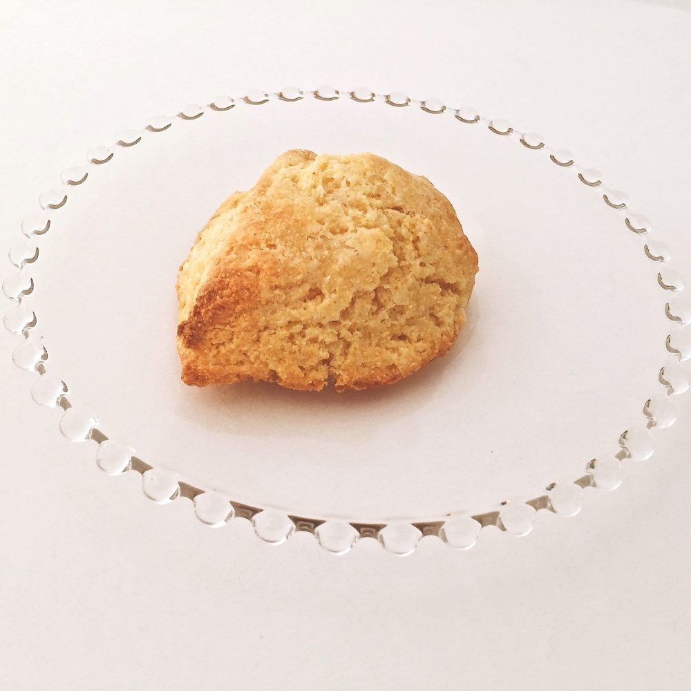 Cornmeal Scone made from Cornmeal Scone Mix