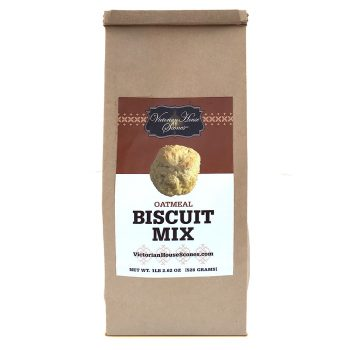 Oatmeal Biscuit Mix