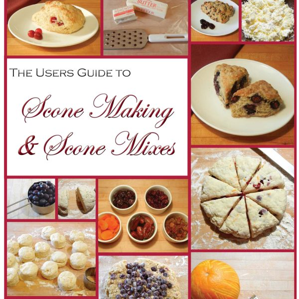 User's Guide to Sconemaking Cover